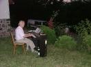 Szabadtéri zenés este